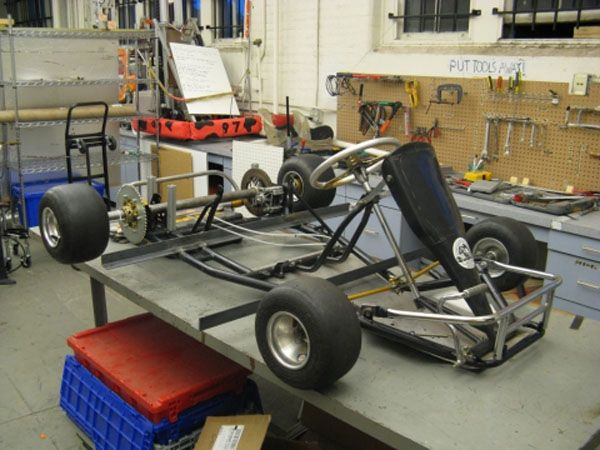 diy | DIY – How to Make an Electric Go-Kart! (or is it Go-cart!) | zedomax ...