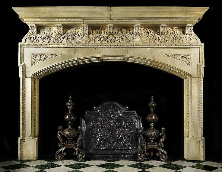 88 best images about renaissance period on pinterest for Tudor fireplaces