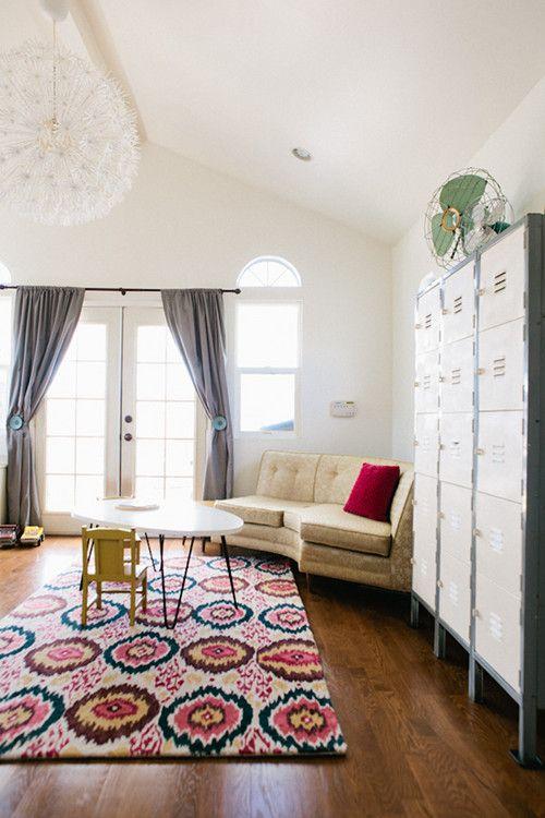 La maison de Raya Carlisle, photographe de mariage et blogueuse à ses heures perdues