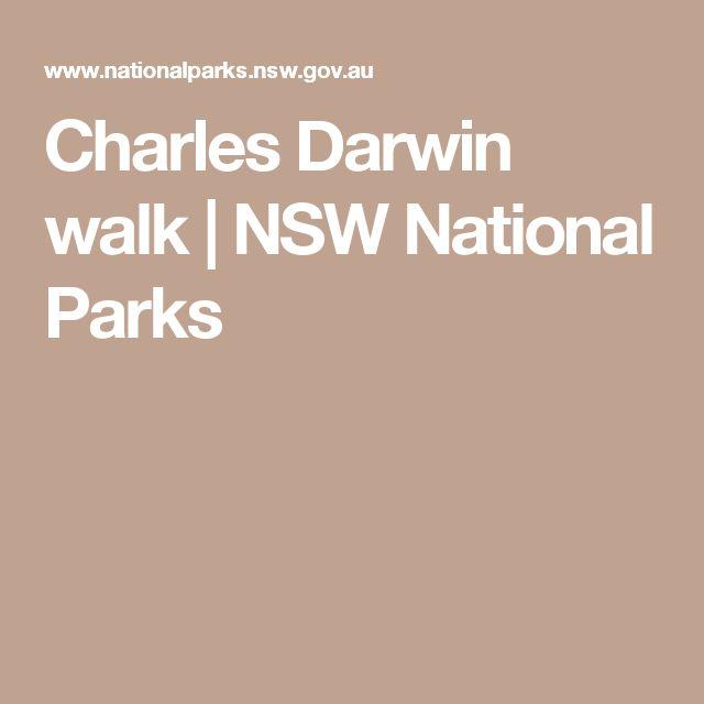 Charles Darwin walk | NSW National Parks
