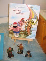 Woeste Willem - veel ideeën en enkele leuke werkbladen kleuterklas