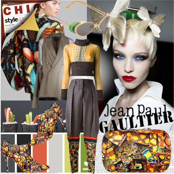 JeanPaul Gaultier SS14
