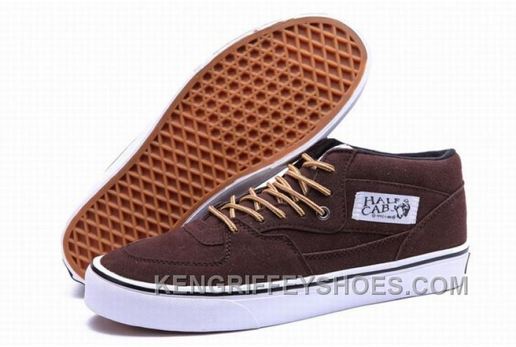 https://www.kengriffeyshoes.com/vans-half-cab-brownness-white-mens-shoes-fpssr.html VANS HALF CAB BROWNNESS WHITE MENS SHOES FPSSR Only $74.00 , Free Shipping!