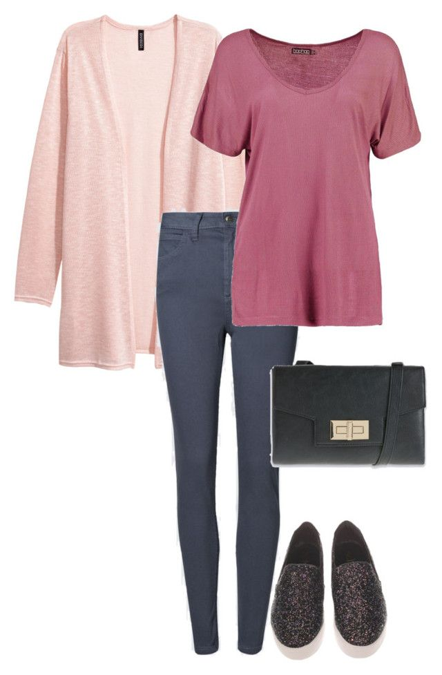 """Office Casual #163"" by amooshadow on Polyvore featuring Boohoo"
