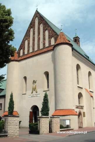 Sanktuarium Matki Bożej Pocieszenia - Wieluń, zdjęcia miast, galeria zdjęć