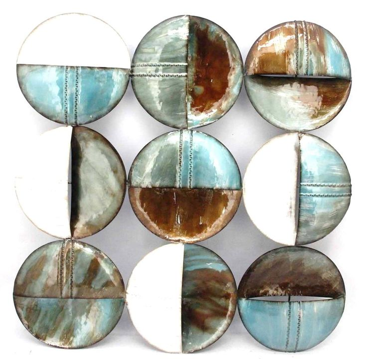 Where Can I Buy Metal Wall Art Magnificent Dots Abstract Metal Wall Art $229.95  Buy Earth De Fleur Decorating Inspiration