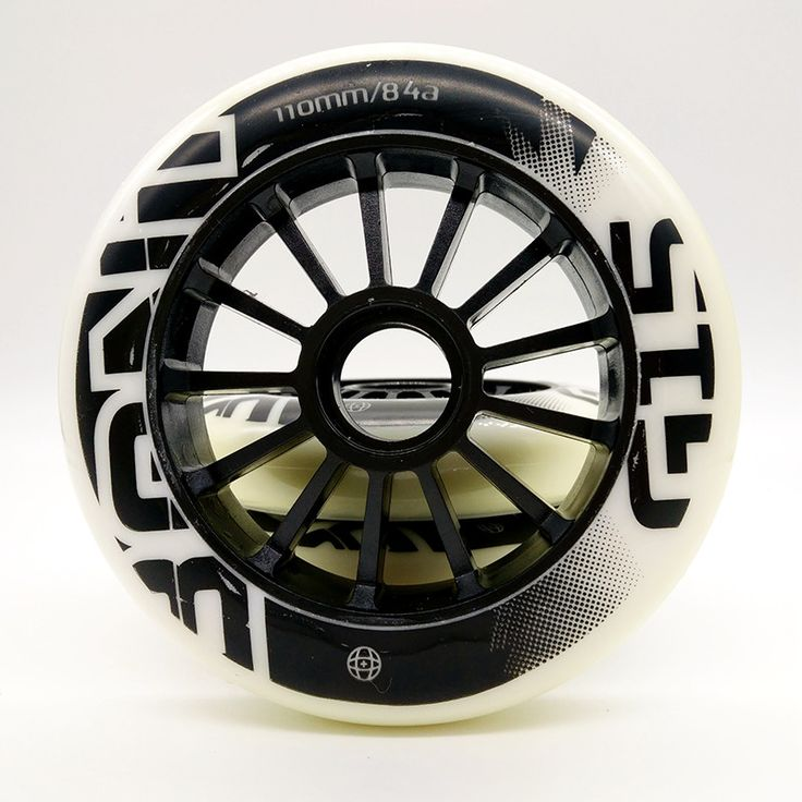 free shipping speed skates wheels 84 A 110 mm 8 pcs / lot closeout sale