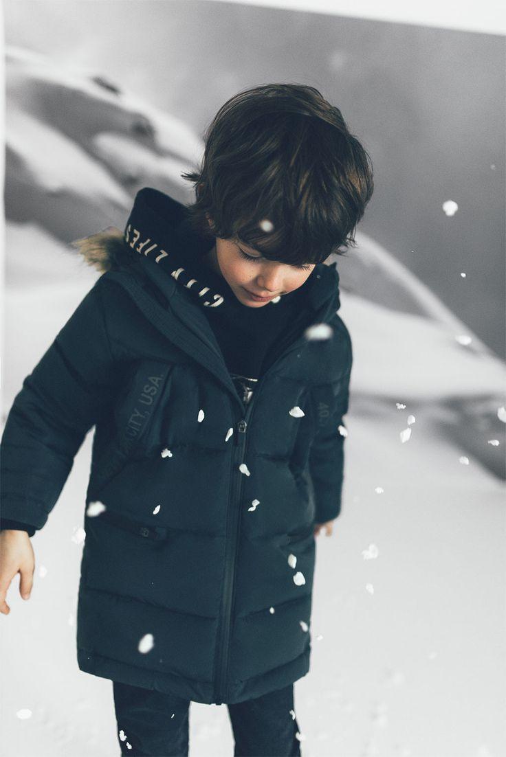 COLD DAYS | KIDS-KIDS-EDITORIALS | ZARA United States