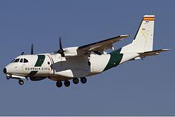 CN-235-300 MP Persuader del Servicio Aéreo de la Guardia Civil.