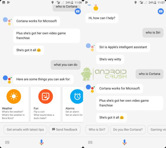 Siri For Android: 10 Android Personal Assistants 2017 #android #personal #assistant http://design.remmont.com/siri-for-android-10-android-personal-assistants-2017-android-personal-assistant/  # Siri For Android 10 Alternate Personal Assistants To Try After the introduction of Apple Siri for iPhone 4S on Oct 14, 2011, it became an integral part of the Apple ecosystem. After all, Siri is more than a personal assistant app most of the users crave for. Recently, they had integrated Siri into…