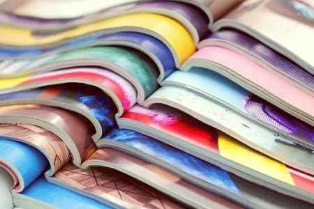 #Impresión de alta calidad de revistas y catálogos, con papeles de distintos gramajes, envío a toda España.