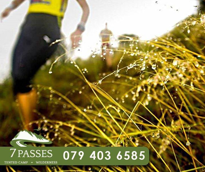 Get your on running shoes and enjoy the fresh air and beautiful scenery of the #7passes route. Remember to book your stay with us, call 079 403 6585. #Running #WellnessWednesday