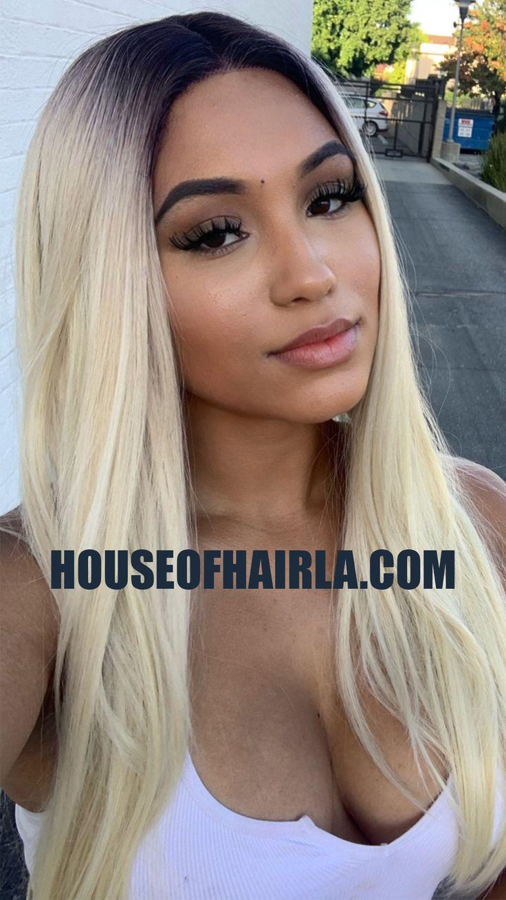 HOUSE OF HAIR LA in 2020 Wig hairstyles, Hair beauty