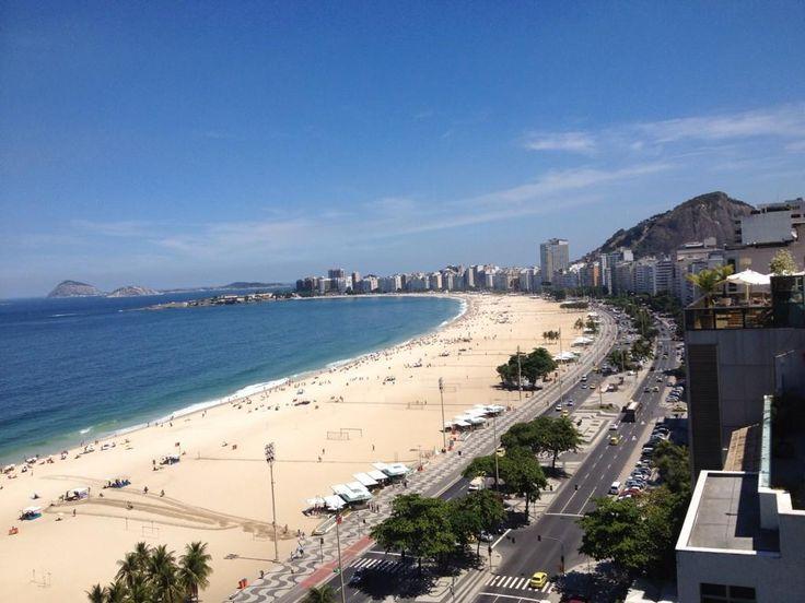 #LaMiaSpiaggia per la sera sceglierei di nuovo Copacabana @ilestans