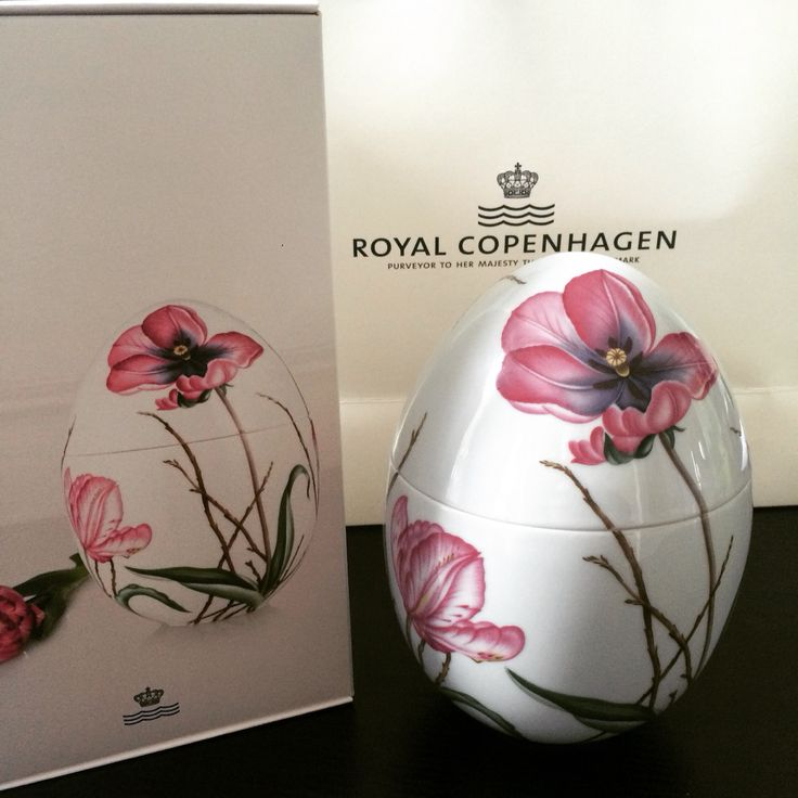 Royal Copenhagen påske