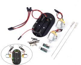 DIY Whisker Robot Toy Car Kit
