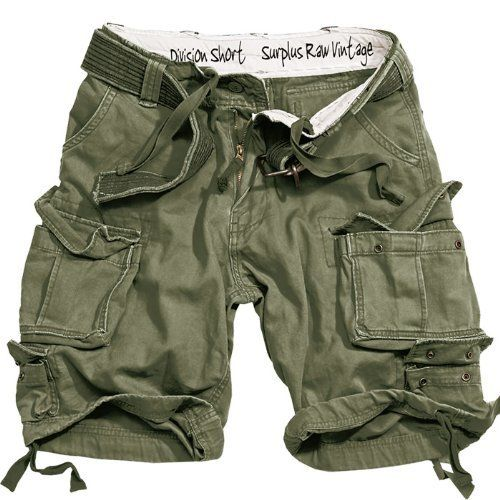 Surplus Army Combat Division Mens Cargo Shorts with Belt Olive Surplus, http://www.amazon.co.uk/dp/B0031PNH60/ref=cm_sw_r_pi_dp_NTVXrb0ZFB7MF