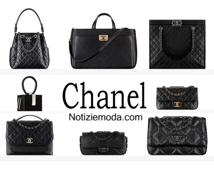 Borse Chanel autunno inverno 2016 2017 moda donna