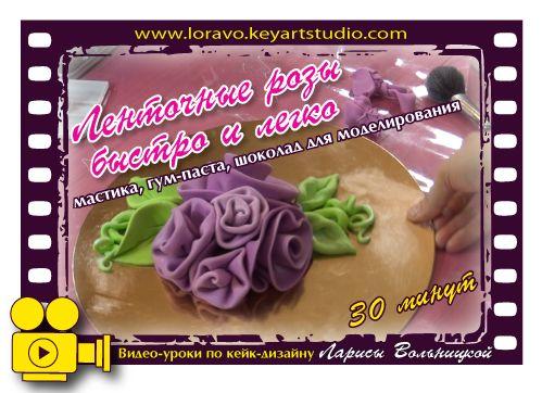 Бесплатные видео-урокиБесплатные видео-уроки by Larissa Volnitskaia (loravo) / Loravo Blog: Кулинарные записки дизайнера