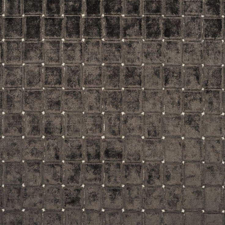 #Möbelbezugsstoff #Polsterstoff Leighton von #DesignsersGuild Farbe: Cocoa Kollektion 2016 wir polstern für Sie! #Möbel #Stuhl #Sessel #Sofa #Kissen #nähen #beziehen #polstern #aufpolstern #Polsterei #Raumausstatter #rademann #Kiel #kiel #wohnen #einrichten #beraten #design #color #braun #natur Foto: Designers Guild