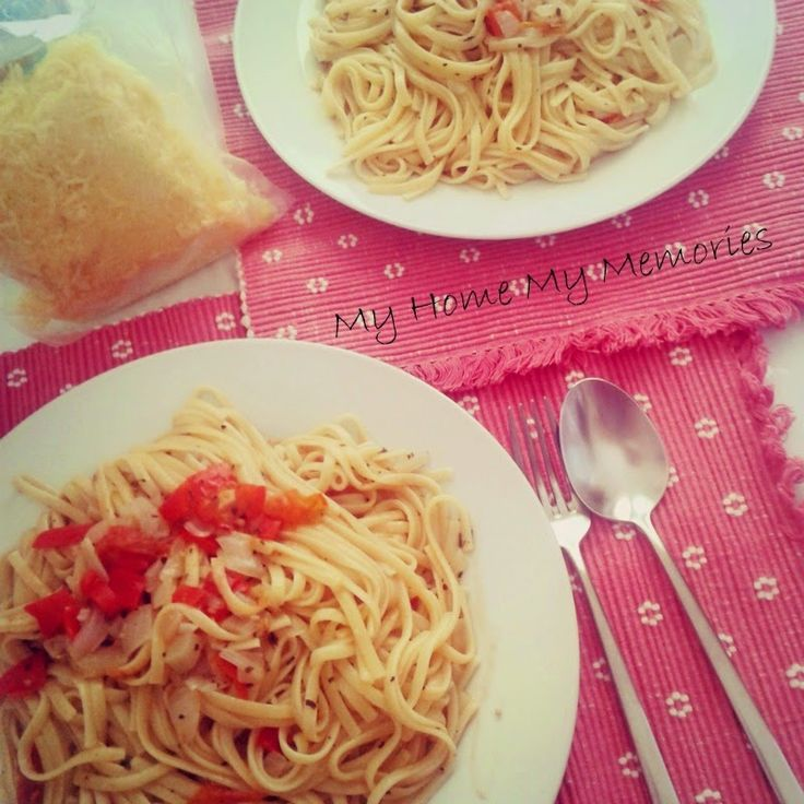 My home My memories: Τρώτε μακαρόνια...