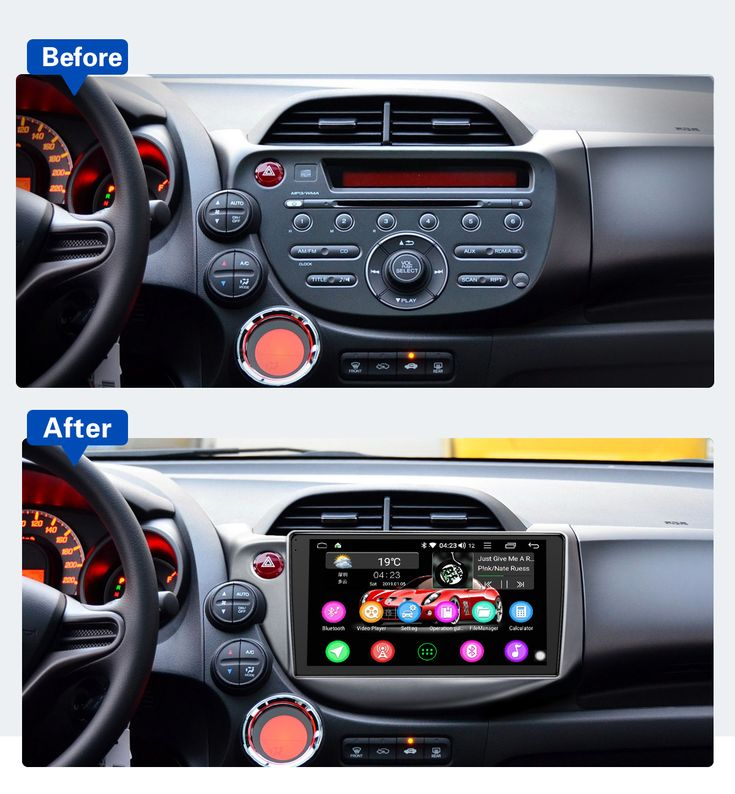 10 1 Inch Android 8 1 Single Din Car Stereo Radio Player 4