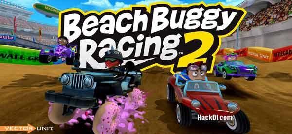 Beach Buggy Racing 2 Hack 1 6 5 Mod Unlimited Money Apk Buggy