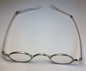 Georgian-1773-JOHN-TURNER-Sterling-Silver-Eyeglasses-Spectacles