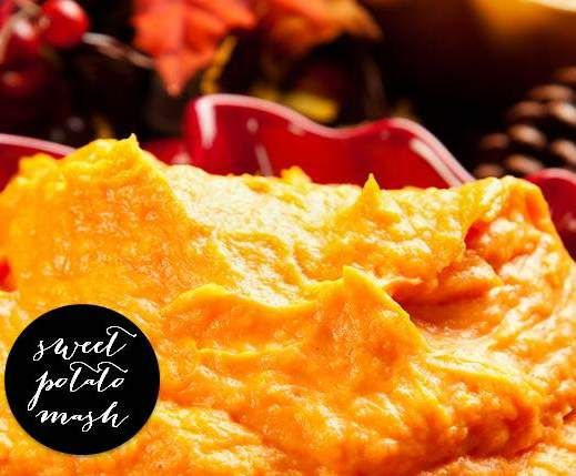 Recipe Sweet Potato Mash by Italian Stallion - Recipe of category Side dishes