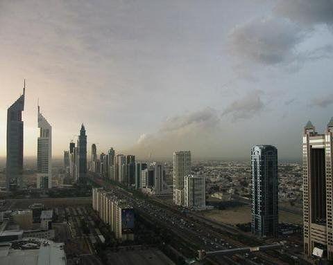 2003 Dubai Architecture
