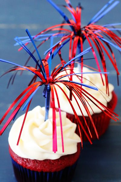 4th of July Dessert Recipes . Kitchen Explorers . PBS Parents | PBS
