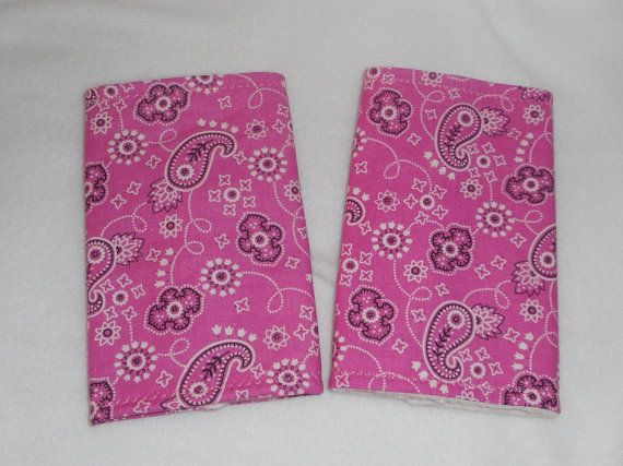 Teething Pads/Dribble/Drool Chew Pad For Baby by Swanniebubs