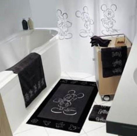 Mickey bathroom. kids bathroom..