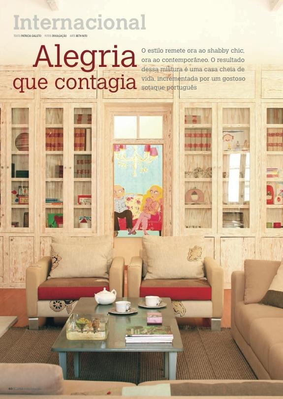 Casa e Decoração Brasil 2012