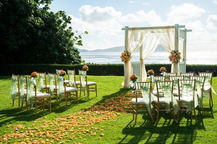 ハワイ挙式・海外挙式なら[クラシコウエディング]ザ・カハラ・ホテル&リゾート #ハワイ挙式 #ガーデンウェディング #カハラ