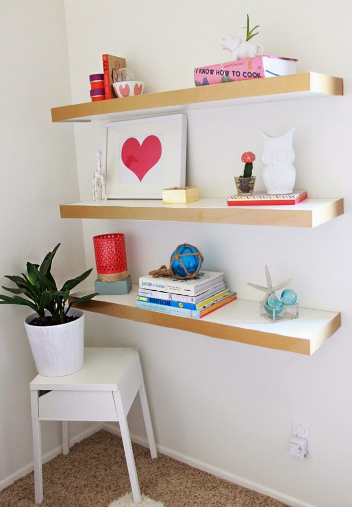 9 rad ikea hacks home ikea lack shelves floating shelves diy e diy kitchen storage - Mensole a muro ikea ...