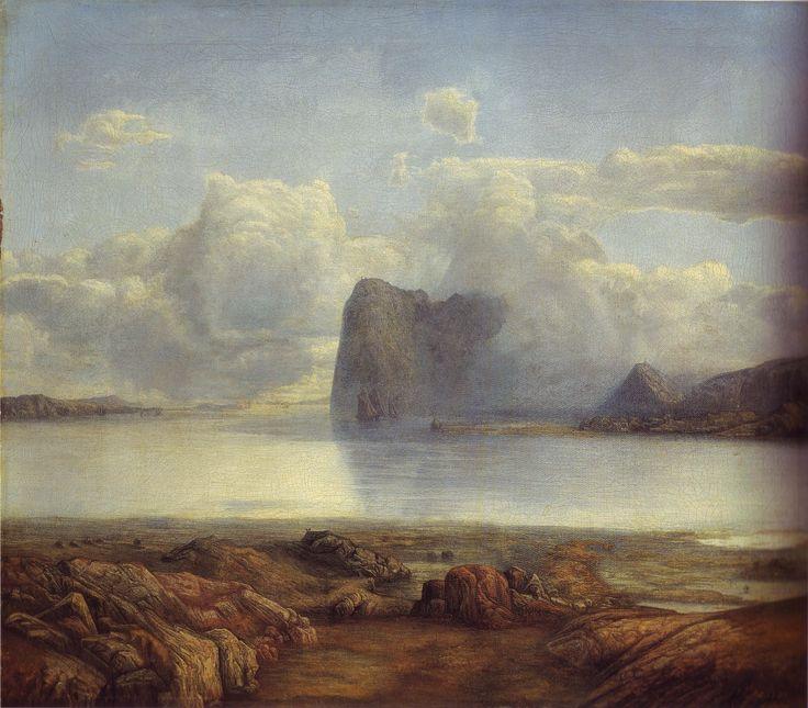 lars-hertervig-view-from-borgoya-1867.jpg (4975×4360)
