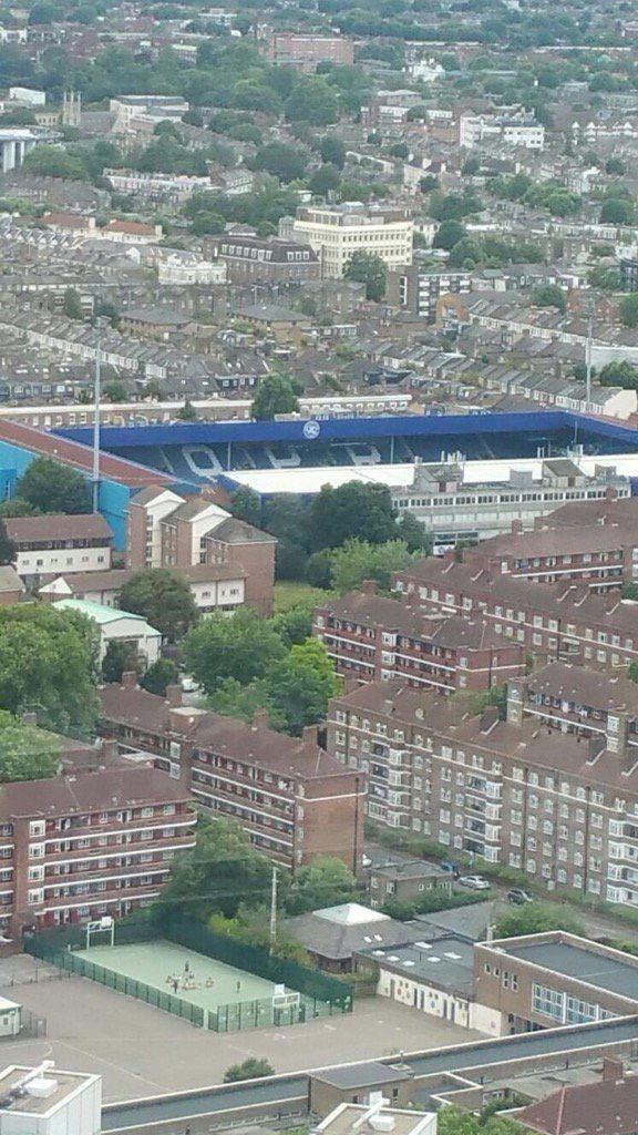 Loftus Road Stadium In Shepherds Bush W12