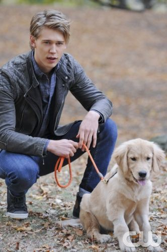 """The Carrie Diaries -- """"This is the Time"""" -- Image Number: CD212a_0132b.jpg -- Pictured: Austin Butler as Sebastian -- Photo: Nicole Rivelli/The CW -- © 2013 The CW Network, LLC. All rights reserved."""