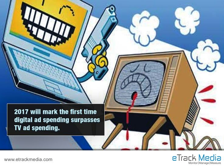 #DidYouKnow: According to eMarketer, TV ad spending will total $72.01 billion, while digital ad spending will climb to $77.37 billion.  #DigitalMarketing #OnlineMarketing #InternetMarketing #TVads #SMM #SMO #PPC #SEO #DigitalAds #Facts #NowYouKnow