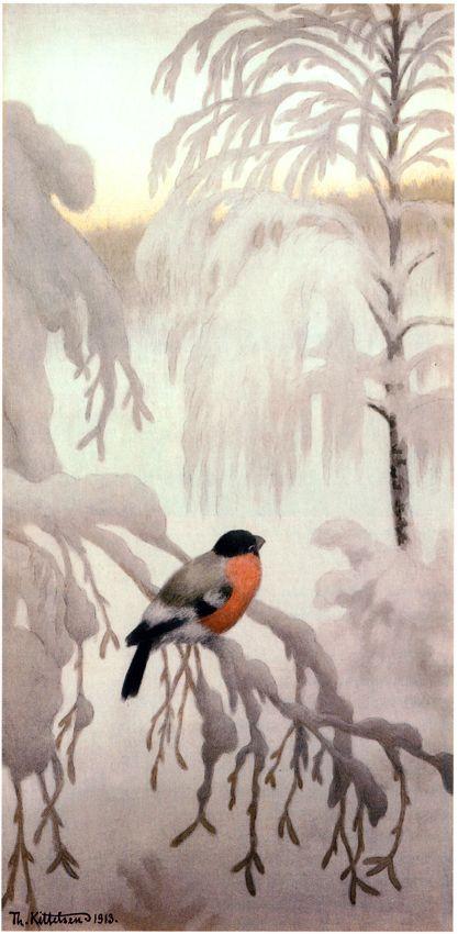 063 - Domherre 1913