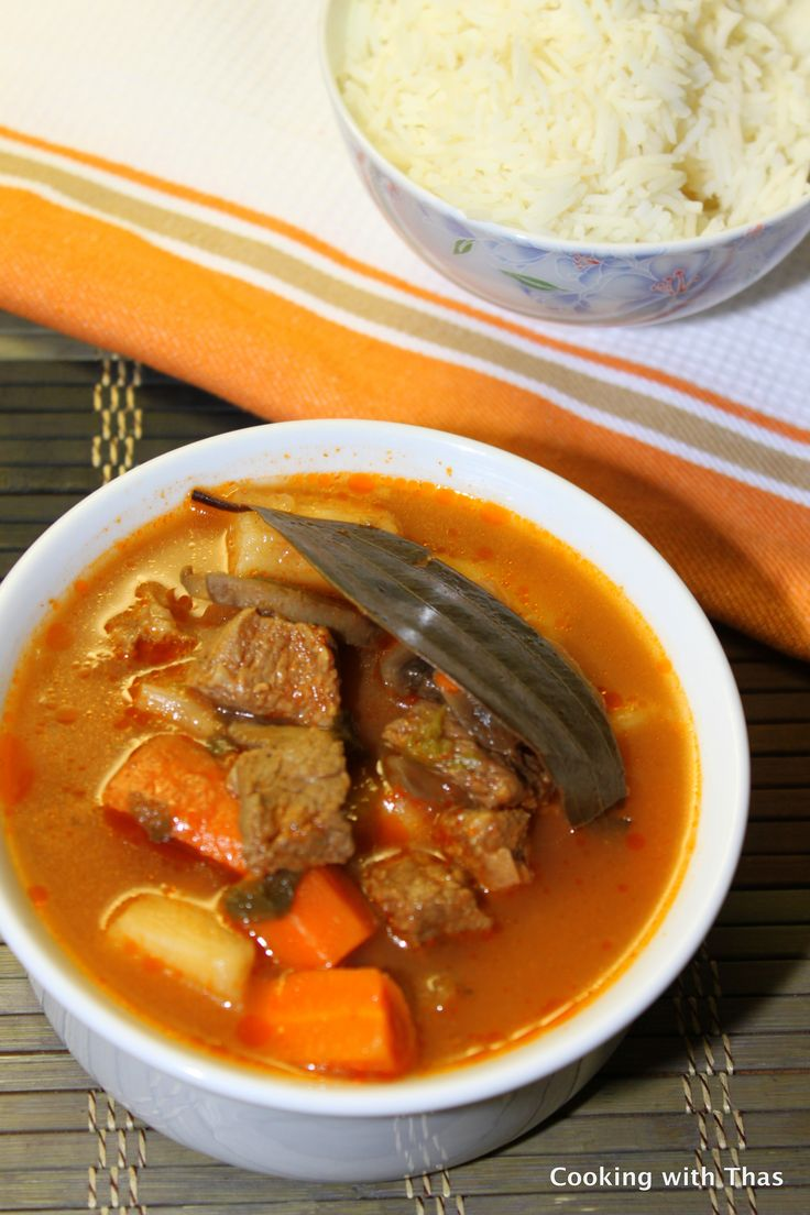 Easy Beef Stew- Pressure Cooker Beef Stew Recipe | Cooking with Thas