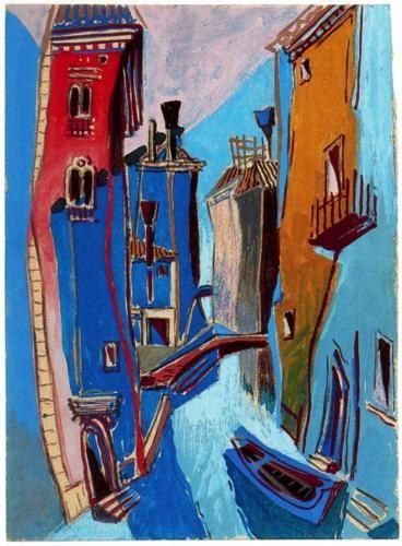 Venice - Enrico Prampolini