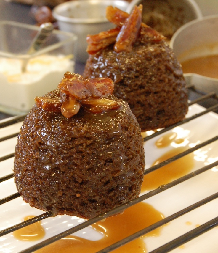 Sticky date pudding from Award winning inner west foodie's heaven - Homemade fine foods