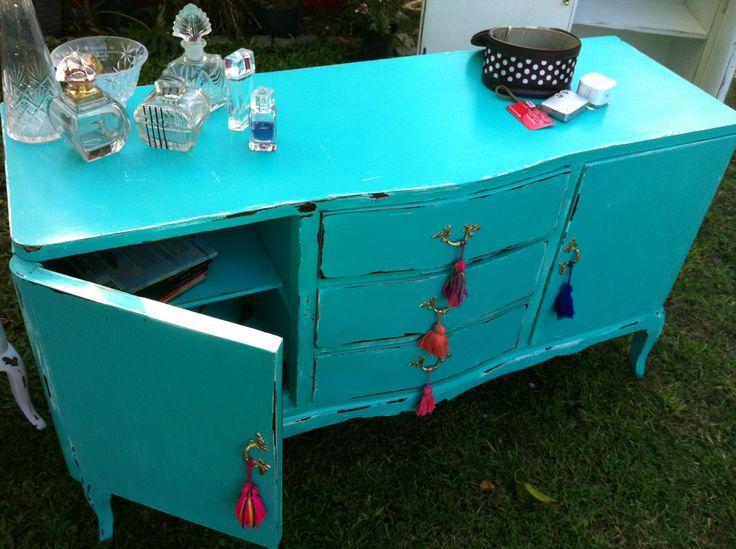 17 best images about muebles vintouch de colores on for Muebles estilo frances
