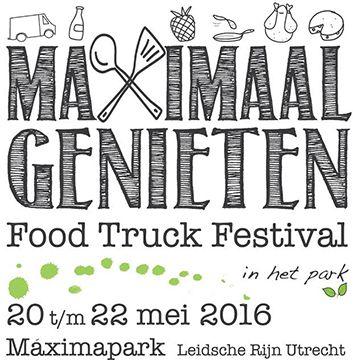 Maximaal Genieten - Het eerste Food truck festival in Leidsche Rijn