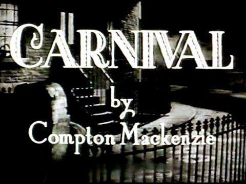 Carnival - 1946 -Sally Gray, Michael Wilding, Stanley Holloway, Jean Ken...