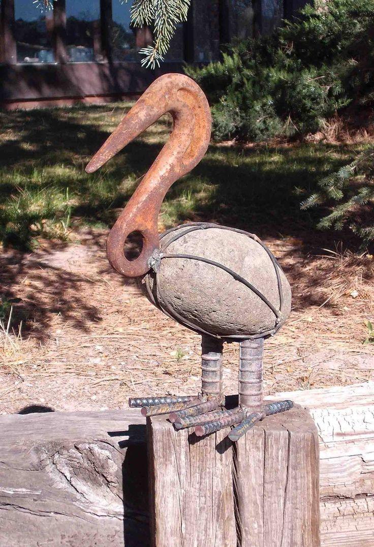 Garden sculture - art - ideas