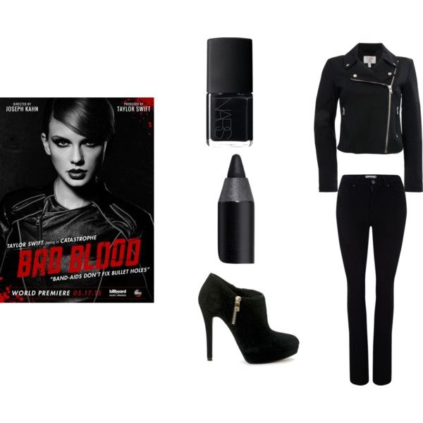 Bad Blood Taylor Swift Outfit