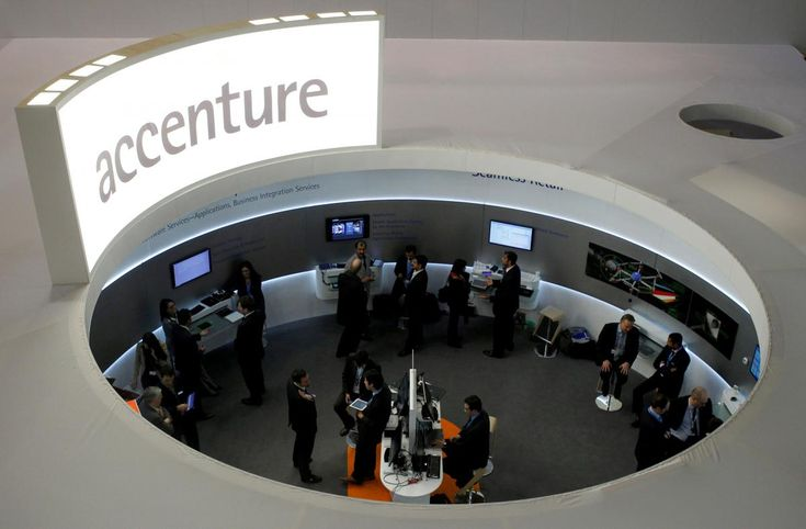 Accenture's digital drive boosts earnings, shares strike record